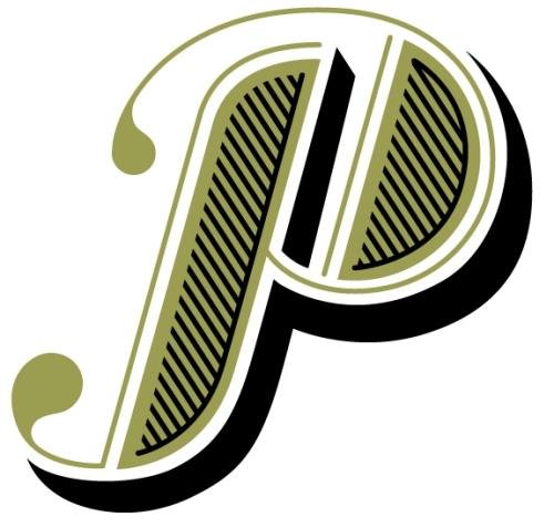 font P-1